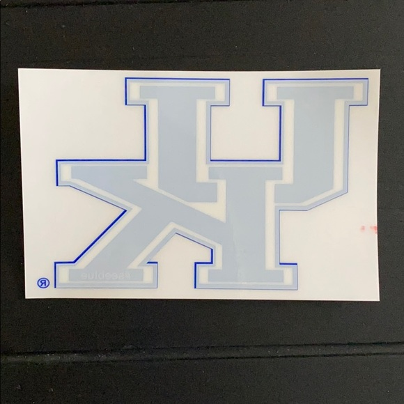 University of Kentucky car sticker 💙